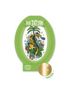 Djeco Big Tattoo - Tiger