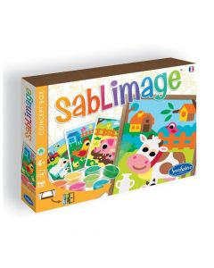 Sablimage Concept Box - Farm Animals 8807