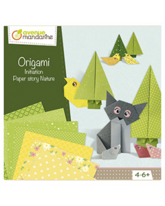 Scenes Of Nature Origami Beginners Set
