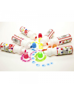 Scola Chubbie Paint Markers - Fluorescent Colours