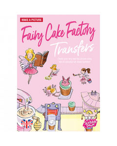 Scribble Down Activity Pack Fairy Cake Factory