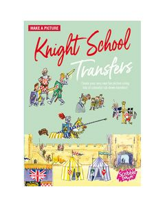 Scribble Down Knight Treasure Transfers