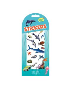 Peaceable Kingdom Sea Life Stickers