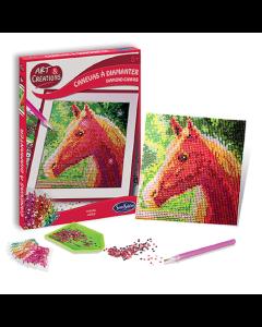 Horse Diamond Mosaic Kit