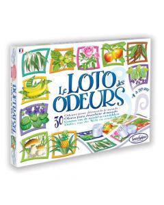 Sentosphere Le Loto des Odeurs (Follow Your Nose) Game Ref 101