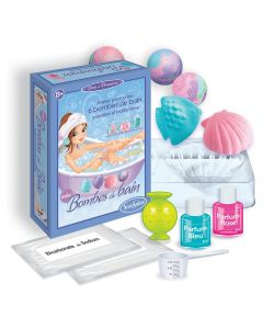 Mini Make Your Own Bath Bomb Kit