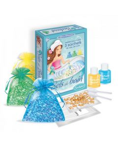 Mini Make Your Own Bath Salts Kit