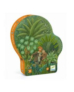 Djeco Silhouette Puzzle In the Jungle