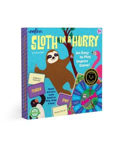 Sloth In a Hurry - An improvisational game
