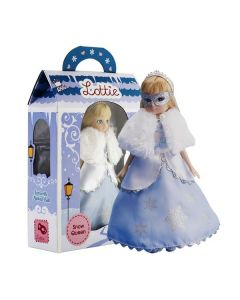 Lottie Doll - Snow Queen Sophia