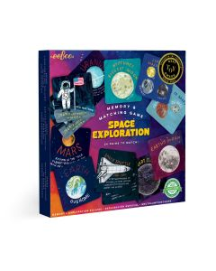 Eeboo Space Exploration - A Memory & Matching Game