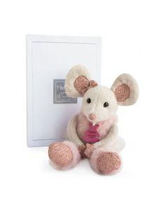 Doudou et Compagnie Histoire d'Ours - Star Mouse 25 cm
