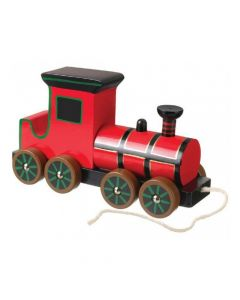 Pull Along Steam Train by Orange Tree Toys