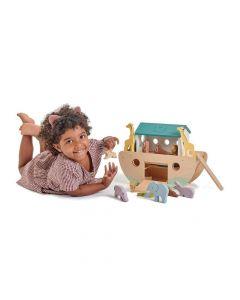 Tender Leaf Toys - Noah's Wooden Ark