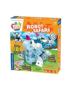 Thames & Kosmos Kids First Robot Safari