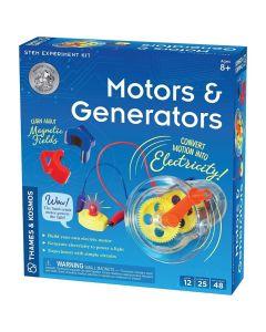 Thames and Kosmos Motors and Generators