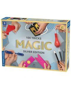 Thames & Kosmos 100 Magic Tricks Magic - Silver Edition