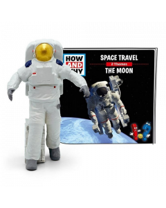 Tonies How and Why - Space Travel and the Moon