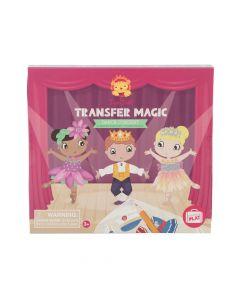 Tiger Tribe Transfer Magic - Dance Concert