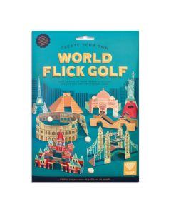 Clockwork Soldier - Create Your Own World Flick Golf