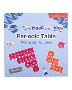 ZooBooKoo Periodic Table Magnetic Book
