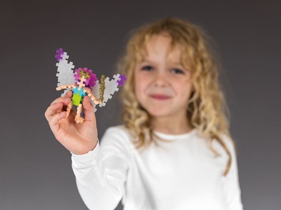 Plus Plus Mini Maker Tube -  Fairy