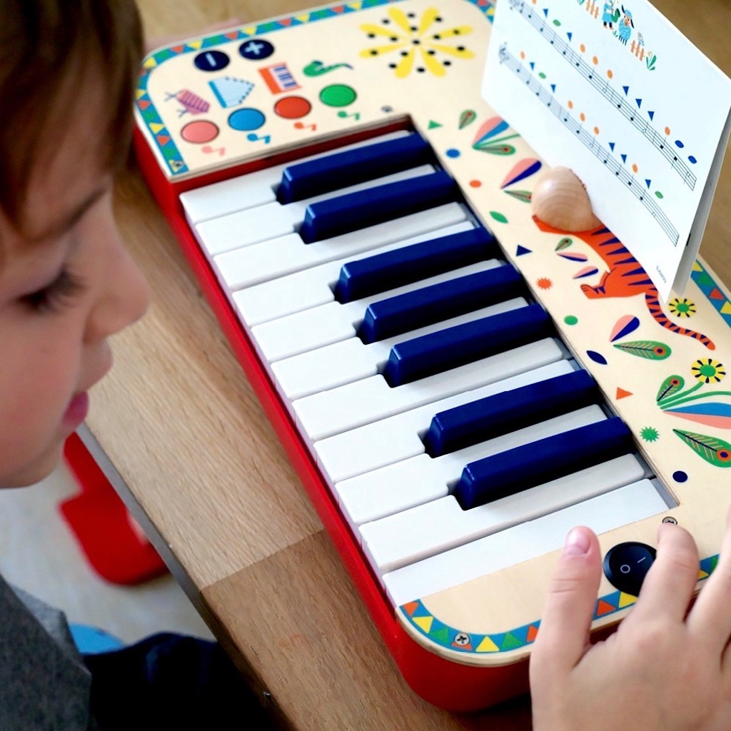 Musical Toys and Child Development