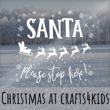 Christmas at Crafts4Kids
