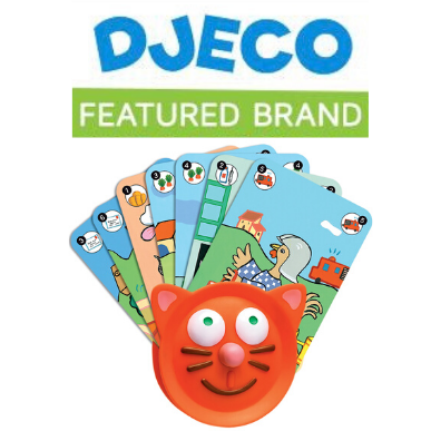 Djeco Featured Brand