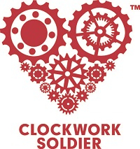 clockwork soldier at crafts4kids